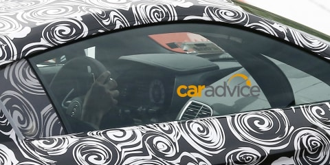2015 Audi R8 :: first look at new interior