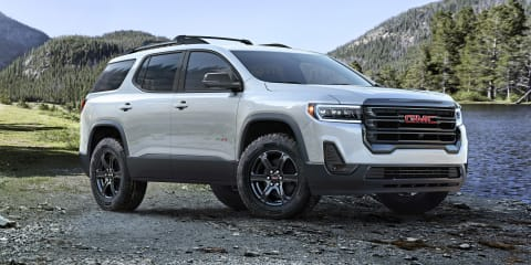 2020 GMC Acadia revealed, not for Holden right now