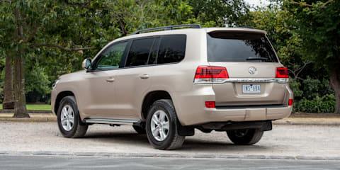 2019 Nissan Patrol Ti-L v Toyota LandCruiser GXL comparison