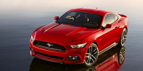 2014 Ford Mustang revealed: Pony car muscles up on tech and dynamics
