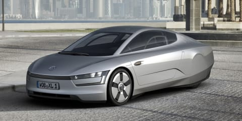 Volkswagen EV single-seat concept to debut at Frankfurt show