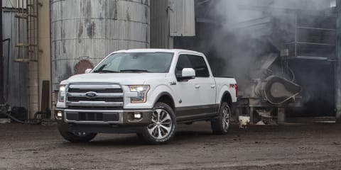 Ford unlikely to start making aluminium cars, despite F-150 move