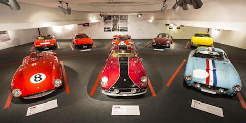 Ferrari celebrates 70th anniversary at Maranello Museum