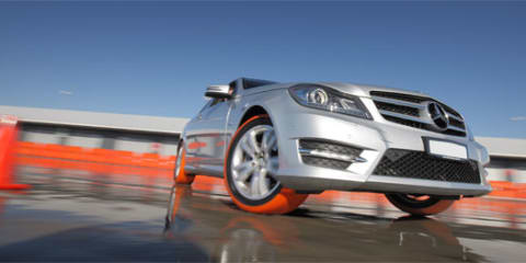 Mercedes-Benz, 3AW team up to get young drivers' skills up