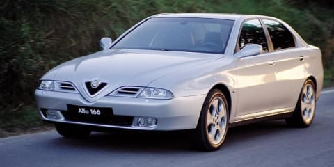 Alfa Romeo 169 to use Chrysler 300C platform