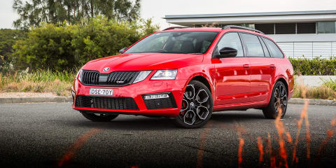 2018 Skoda Octavia RS245 wagon review