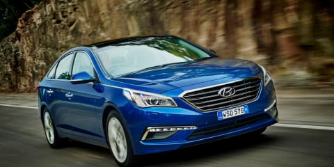 2015 Hyundai Sonata pricing and specifications