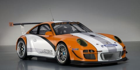 2011 Porsche 911 GT3 R Hybrid Version 2.0