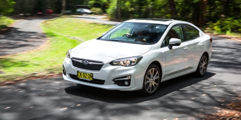 2017 Subaru Impreza 2.0i Premium long-term review, report five: country and highway driving
