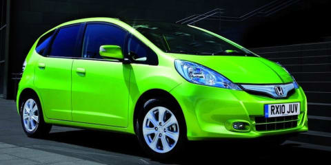 Honda Jazz Hybrid: Prius C rival here in December