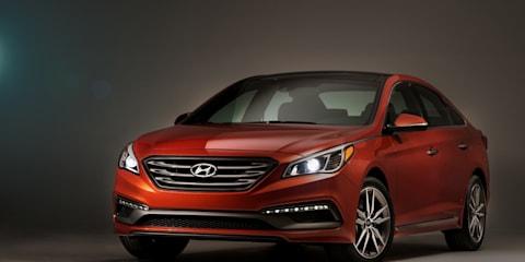 2014 Hyundai Sonata 2.0T Sport revealed : new turbocharged sedan on the radar for Australia