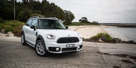 2016-18 Mini Countryman recalled