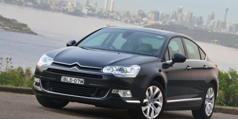 2010 Citroen C5 gets $3000 price cut