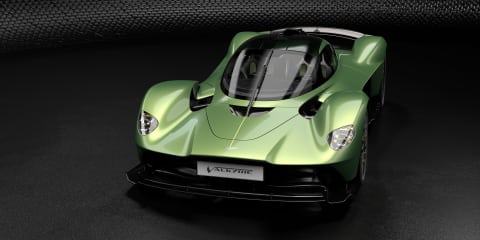 Aston Martin Valkyrie: Personalisation options revealed