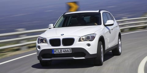 BMW X1 due here early 2010