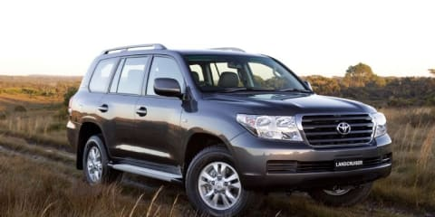 Toyota LandCruiser 200 Series 60th Anniversary Edition