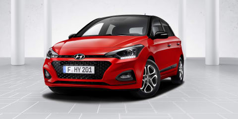2018 Hyundai i20 revealed for Europe - UPDATE