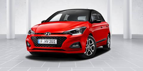 2018 Hyundai i20 revealed for Europe - UPDATE