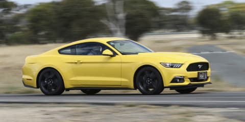 2016 Ford Mustang 2.3 GTDI Review