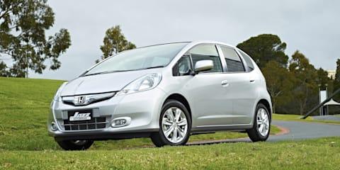 Honda Jazz: new generation to launch early 2014