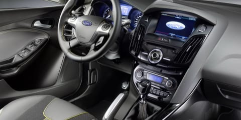 Ford beginning phase-out of in-car CD players in the US
