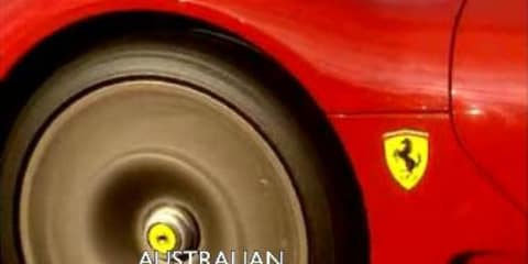 Tour the Ferrari P 4/5