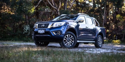 2017 Nissan Navara ST-X review