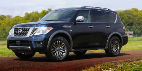2018 Nissan Patrol pricing and specs