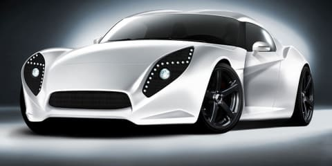 Juliani Veela supercar by Juliani Automobili