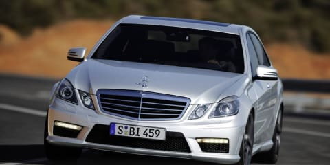 Mercedes-Benz E 63 AMG Review