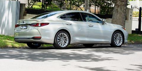 2019 Lexus ES300h Sports Luxury review
