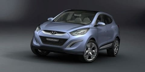 Hyundai HED-6 concept pics leaked