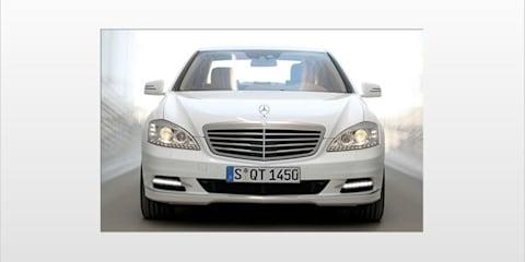 Mercedes-Benz sales up in October