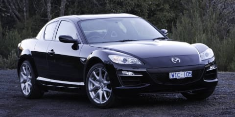 2009 Mazda RX-8 Review