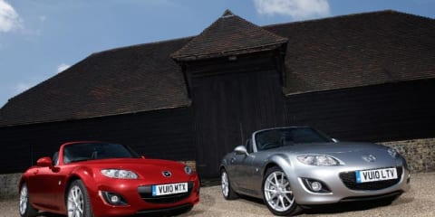 Mazda UK releases Miyako and Takuya special editions