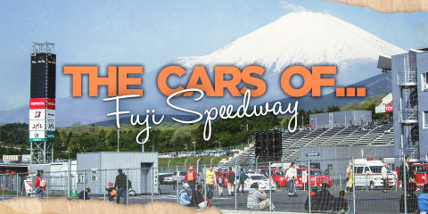 The Cars of Fuji Speedway