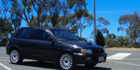 1996 Toyota STARLET Review