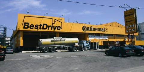 Continental Tyres 'BestDrive' retail chain set to open across Australia