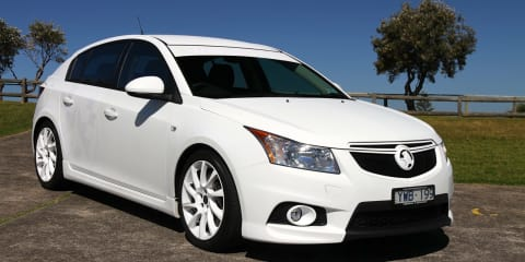 2012 Walkinshaw Holden Cruze Review