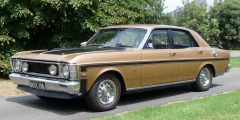 Falcon GT trio up for grabs at Autumn Classic Auction