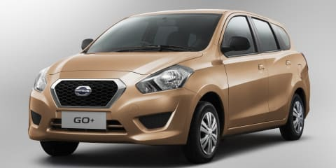 Datsun Go+: $9000 people-mover to launch in 2014