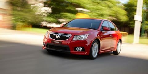 2011 Holden Cruze Review (SRi-V 1.4T)