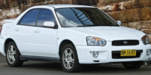 Subaru Impreza recalled :: 33,548 cars in Australia affected by Takata campaign