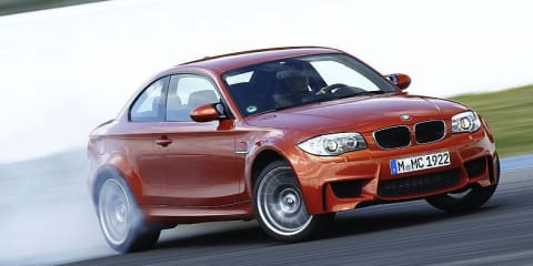 BMW 1 Series M Coupe beats BMW M3 around Hockenheim