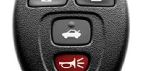 Keyless entry - Not so secure