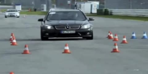 Video: Mercedes-Benz AMG Driving Academy teaser
