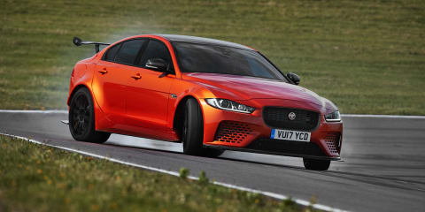 Jaguar XE SV Project 8 revealed ahead of Goodwood debut, not for Oz