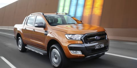 "2016 Ford Ranger launches : ""Illogical"" not to expect sales growth, Blue Oval says"