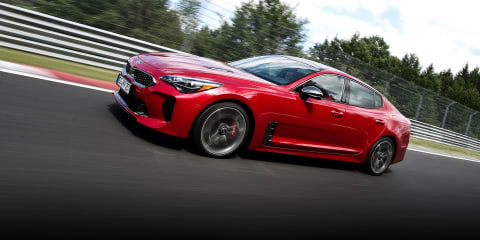 2018 Kia Stinger pricing revealed