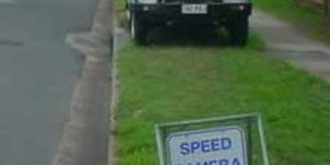 Police agree speed cameras are for revenue raising
